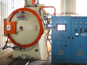 真空气淬炉运行过程及安全性原理